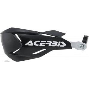 Acerbis Handprotektoren X-Factory mit Kit- schwarz ACERBIS