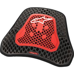 alpinestars KR-Cell CIR Brustprotektor Schwarz Rot
