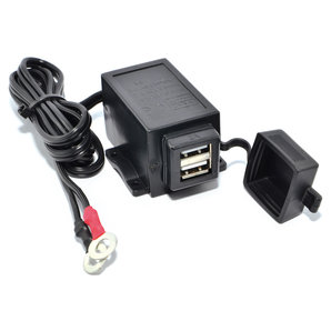 BAAS USB5 USB-Doppelsteckdose