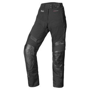 Büse Ferno Damen Textil-Lederhose Schwarz BÜSE