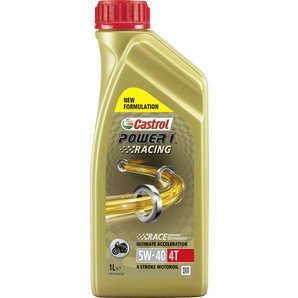 Castrol Power1 Racing 4T 5W-40 HC-Synthese