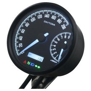 Daytona Velona-W Tachometer-Drehzahlmesser Corporation