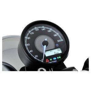 Daytona Velona80 Tachometer 200 km-h schwarz Corporation