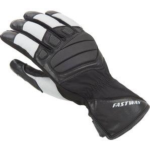Fastway Easy II Handschuhe Schwarz Grau FASTWAY