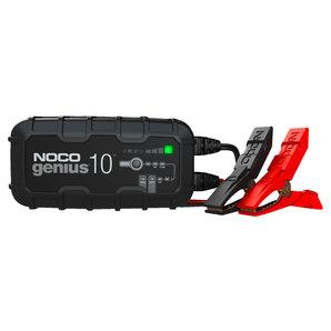 GENIUS10 smartes Batterieladegerät 6V-12V 10A NOCO Ladegrät Auto und Motorrad