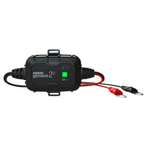 GENIUS2D kompaktes Batterieladegerät 12V 2A NOCO Ladegrät Auto und Motorrad