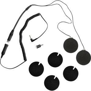 HD-Stereo Headset für Motorradhelme - MP3-Player ALBRECHT