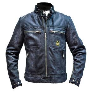 Helstons Genesis Mesh Motorrad-Textiljacke Blau helstons
