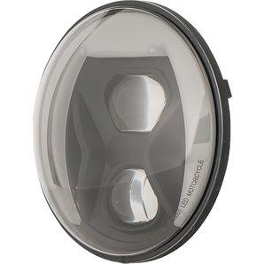 HIGHSIDER LED Hauptscheinwerfereinsatz inkl- Kurvenlicht Schwarz Highsider