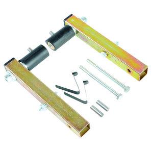 Kern-Stabi Radial-Adapter-Pin-Aufnahmen 2080III