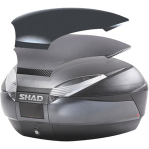 Kofferdeckel Abdeckung für Shad SH48