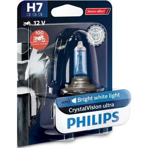 Philips CrystalVision H7 ultra moto 55W