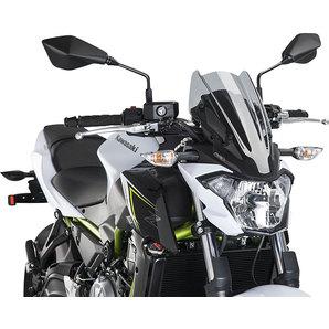 Puig Nakedbike-Scheibe inklusive Haltersatz- mit ABE