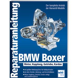 Reparaturanleitung BMW-Boxer Technik-Sonderband 192 S- Bucheli