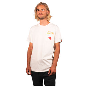 Riding Culture Ride More WP T-Shirt Weiss