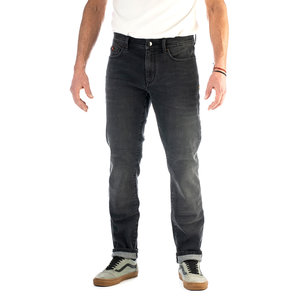 Riding Culture Tapered Slim Jeans Schwarz