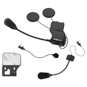 SENA 50S Helmet Clamp Kit universal Ersatzhalterungsset