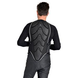 Super Shield 834 Rückenprotektor Level 2 Schwarz