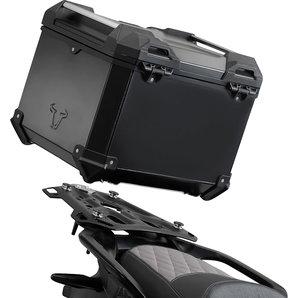 SW-Motech TRAX ADV Topcase-System 38 l- f�r diverse Modelle- schwarz