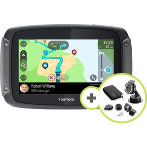 TomTom Rider 550 Premium Pack Navigationssystem TOMTOM
