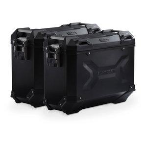 TRAX ADV Alukoffer-System für diverse Modelle- schwarz SW-Motech