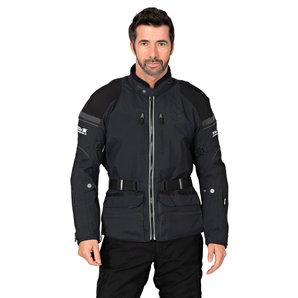 Vanucci VAJ-m 2- Textiljacke Anthrazit Grau