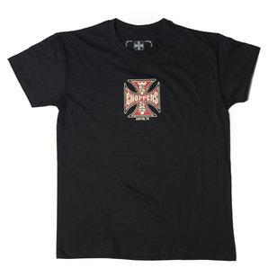 WCC Motorcycle Co- T-Shirt Schwarz