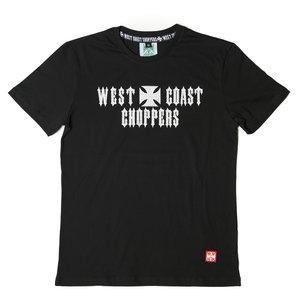 WCC Script- T-Shirt Schwarz